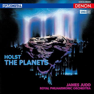 ホルスト:組曲《惑星》〔UHQCD〕