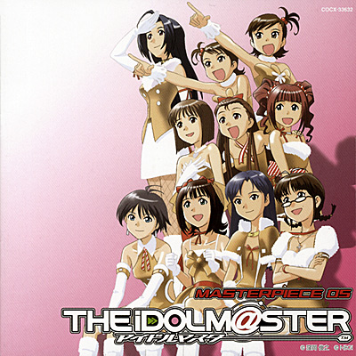 THE IDOLM@STER MASTERPIECE 05�s�ʏ�Ձt