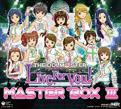 THE IDOLM@STER MASTER BOX III