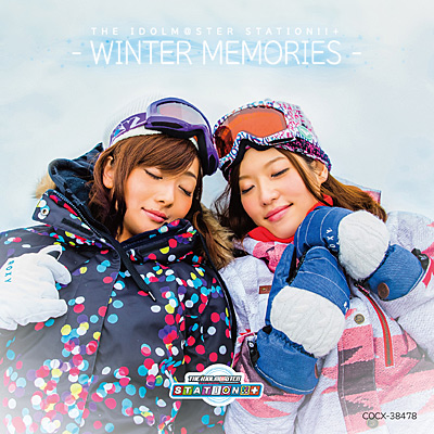 THE IDOLM@STER STATION!!+ WINTER MEMORIES