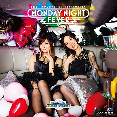 THE IDOLM@STER STATION!!+ Monday Night Fever��