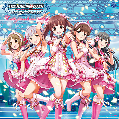 THE IDOLM@STER CINDERELLA MASTER�@Cute jewelries! 002