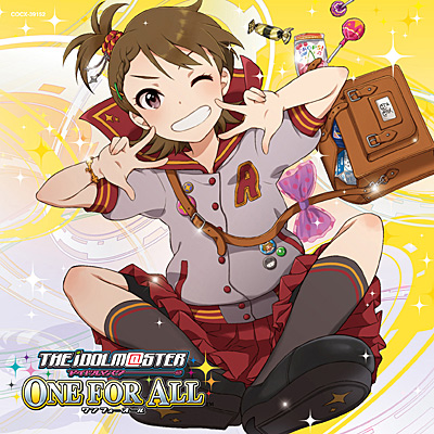 THE IDOLM@STER MASTER ARTIST 3 12 �o�C����