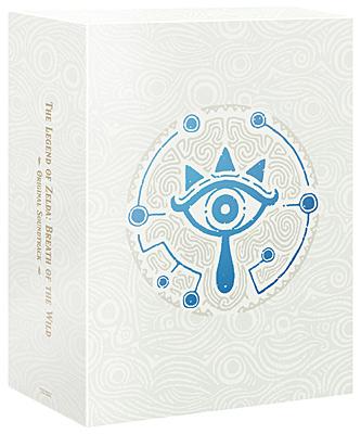 ゼルダの伝説 ブレス オブ ザ ワイルド オリジナルサウンドトラック【初回数量限定生産盤】