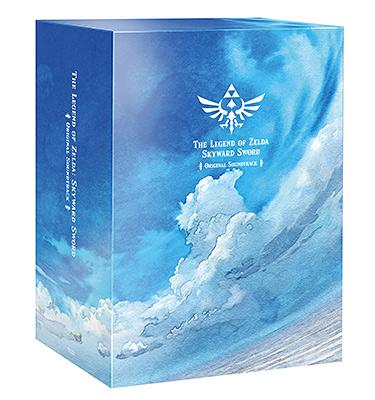 ゼルダの伝説 スカイウォードソード オリジナルサウンドトラック【初回数量限定生産盤】
