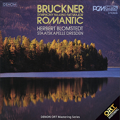 ブロムシュテット&シュターツカペレ・ドレスデン / ブルックナー:交響曲第4番