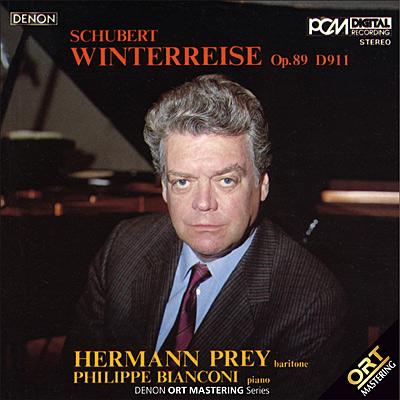 ヘルマン・プライ / シューベルト:冬の旅