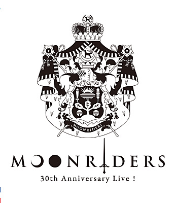 MOONRIDERS / moonriders 30th Anniversary Live!