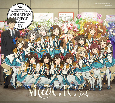 THE IDOLM@STER CINDERELLA GIRLS ANIMATION PROJECT 2nd Season 07 M@GIC���s�������Ձt